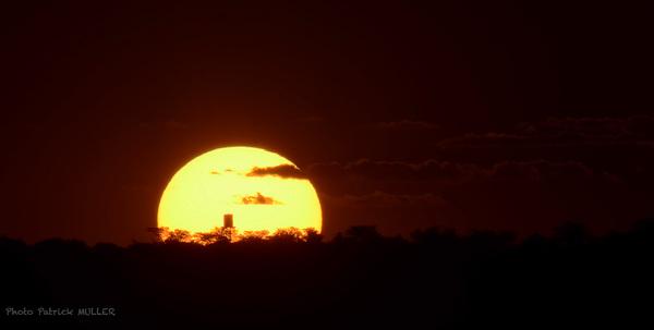 Coucher de Soleil Namibien (suite)