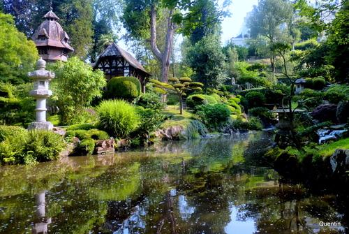 Maulévrier : parc Oriental ...