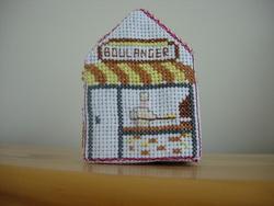 Sal village : la boulangerie et la patisserie !