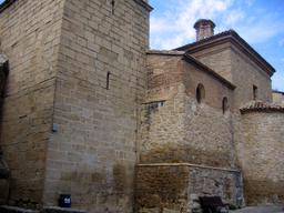 Chemin d'Arles 2008 : Puente la Reina (32km)
