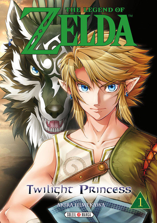 Legend of Zelda - Twilight princess - Tome 01 - Akira Himekawa