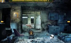 Jouer à Abandoned country villa escape 3