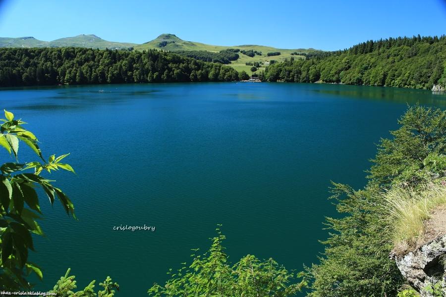 le Lac de Pavin