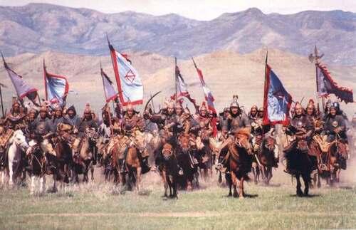 mongol et ottoman