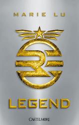Lien vers la chronique de Legend de Marie Lu