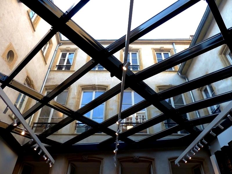 Metz / Shopping autour de la boutique Nespresso...