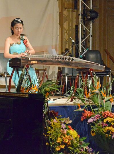 L'amour de la corde : concert du Nouvel An chinois à la Mairie du 13ème