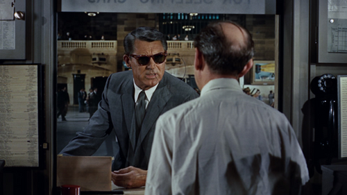 La mort aux trousses, North by northwest, Alfred Hitchcock, 1959