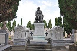 Le cimetière vieux de Béziers