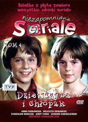 Dziewczyna i chłopak. 1977.