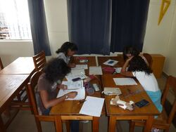 RALLYE MATHÉMATIQUE DE MADAGASCAR 2011-2012