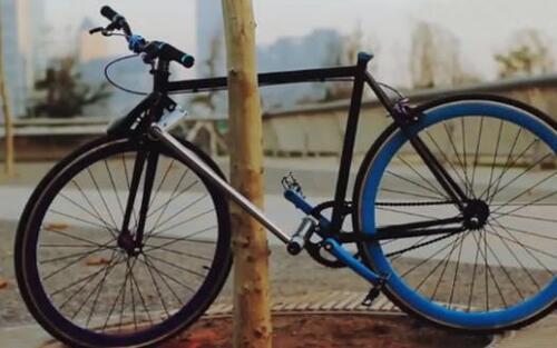 Découvrez le vélo involable + vidéo