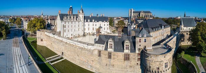 Château des ducs de Bretagne :