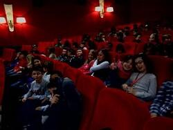 1ère séance Film et Culture : Zarafa