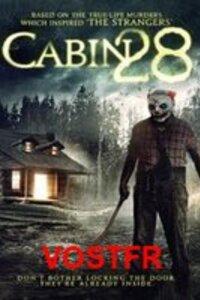 Cabin 28 : Ce film est basé sur l'un des cas de meurtre non-élucidés les plus infâmes de l'histoire américaine : une famille devient la cible de psychopathes. ... ----- ...  Origine : Britanique Réalisation : Andrew Jones Durée : 1h 23min Acteur(s) : Terri Dwyer, Harriet Rees, Brendee Green Genre : Horreur Date de sortie : 1 Août 2017 (USA) Critiques Spectateurs : 1,8 IMBD