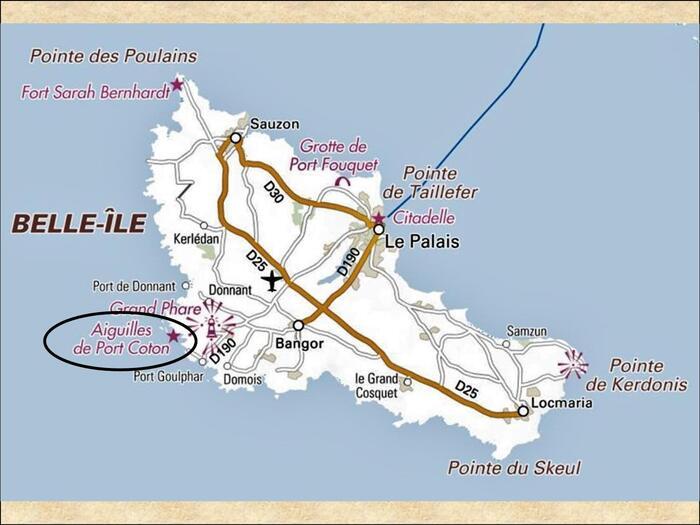 Belle-Île-en-Mer (V)