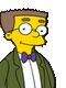 Patrick Guillemin voix francaise waylon smithers Simpson
