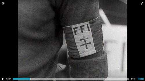 * Un fabuleux documentaire sur la Bataille de Saint-Marcel (Sas paras  &maquisards) à revoir jusqu'au 22 Mars