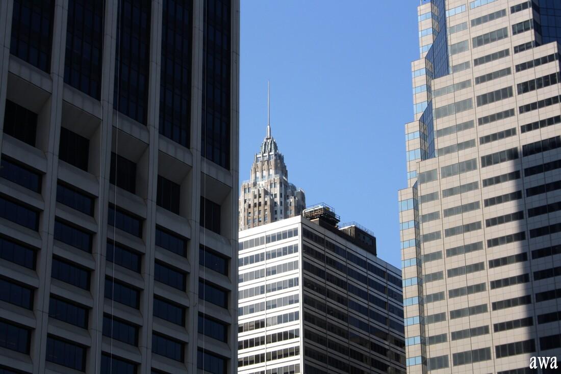 New York en mai 2016