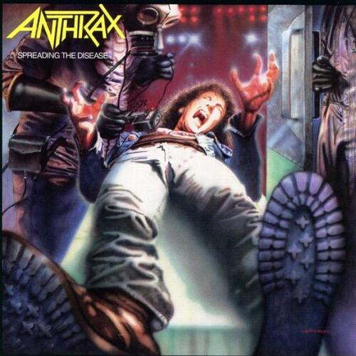 Anthrax - Spreading the Disease (1985)
