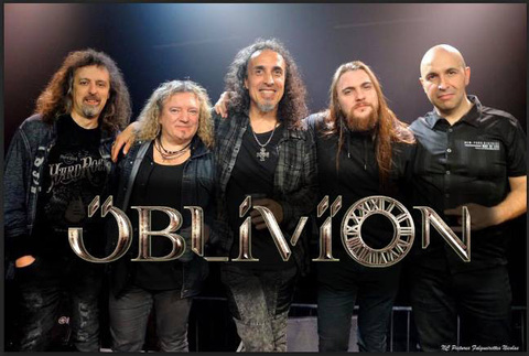 ÖBLIVÏON signe avec le label ROAR! Rock Of Angels Records