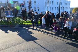 Inauguration du Boulevard Nelson Mandela (décembre 2014)