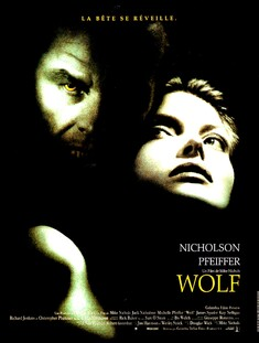 WOLF BOX OFFICE FRANCE 1994