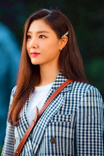 "Seo Ji Hye dans ""Crash Landing On You"""