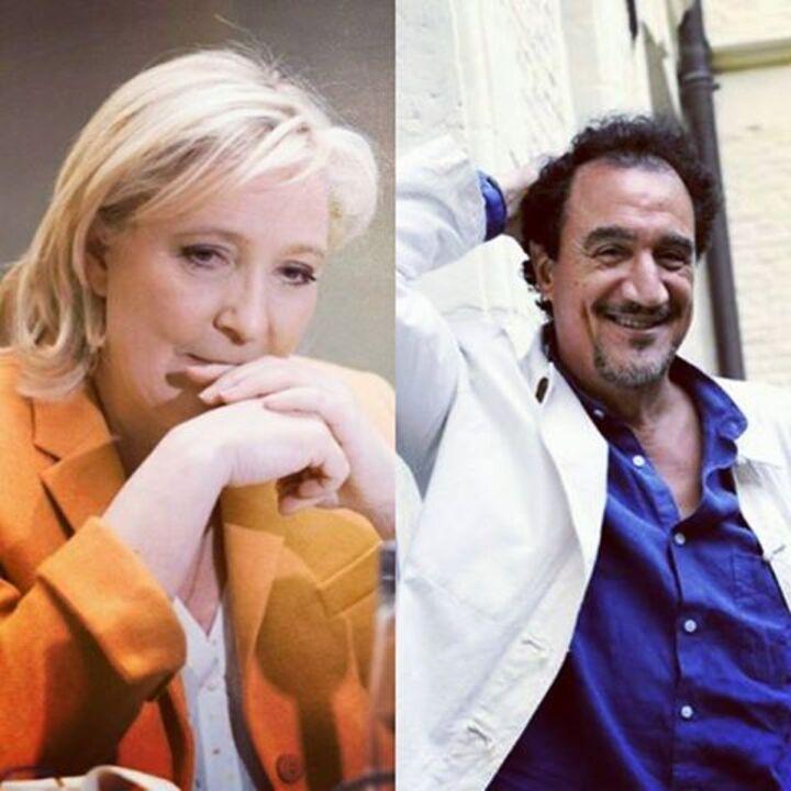 Séduite par l'humoriste Mohand Fellag, Le Pen épargne tous les kabyles
