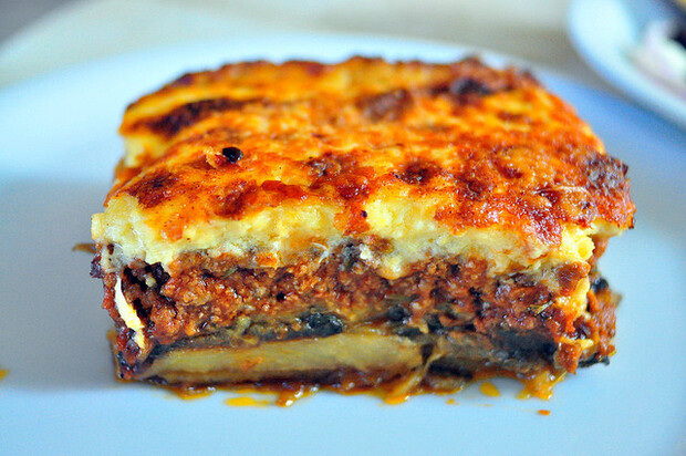 moussaka express