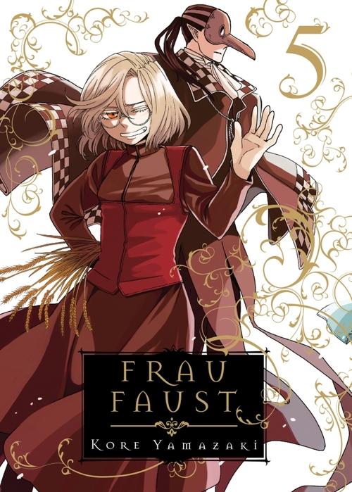 Frau Faust - Tome 05 - Kore Yamazaki