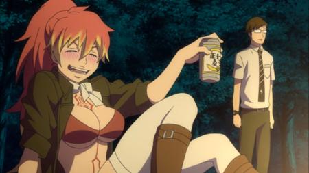 Top 20 ~ 20 femmes badass dans les animes