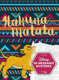 Disney, 50 messages mystères (Hachette)