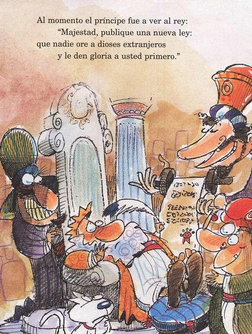 Daniel en el Foso de los Leones  (Daniel and the Roaring Lions)