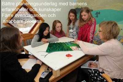 L'enfant et la planification urbaine : cas pratiques (1)
