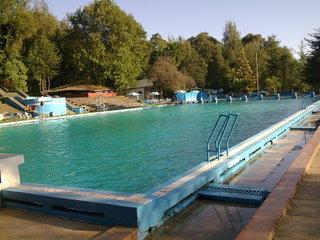 La piscine du Ghion !