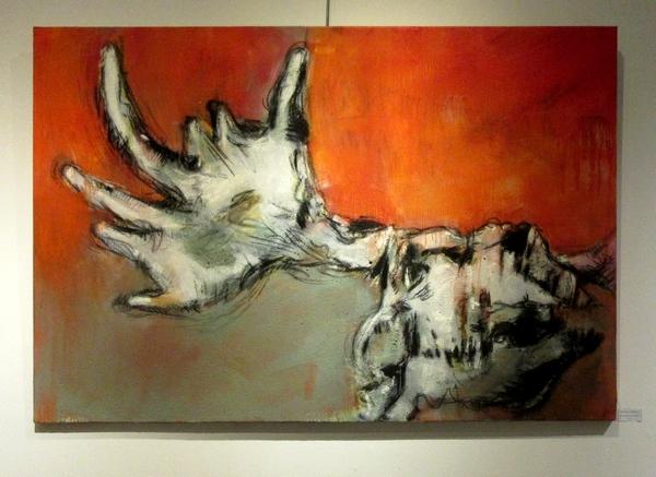 """""""Les Garrault, un double univers"""", un très beau texte de Michel Lagrange sur un couple d'artistes Châtillonnais"""