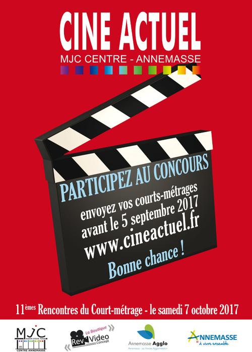 Participez à notre concours de courts-métrage 2016