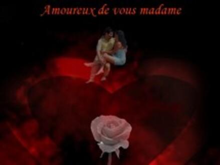 AMOUREUX  DE  VOUS  MADAME  par  FRANCK  OLIVIER  + EN VIDEO