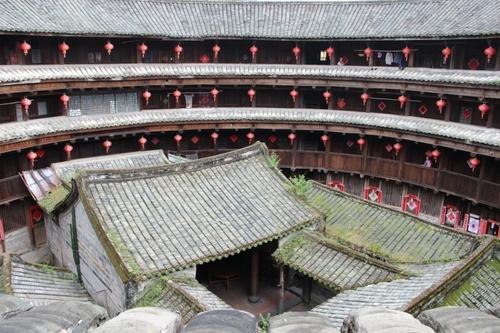 Village de Nán xī   南溪 : Yan xiang lou 衍香楼.