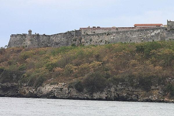 Cuba-La Havane(33) fortifications