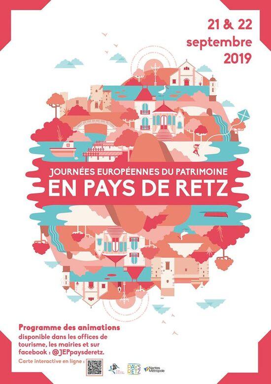 Journée du Patrimoine en Pays de Retz 2019