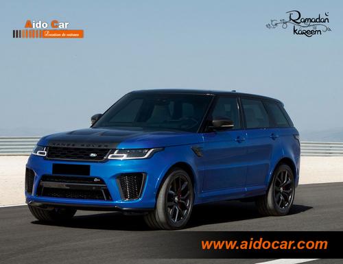 Optez pour 35% de remise sur votre Range Rover Sport à Casablanca