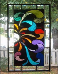 l'art du vitrail internationnal