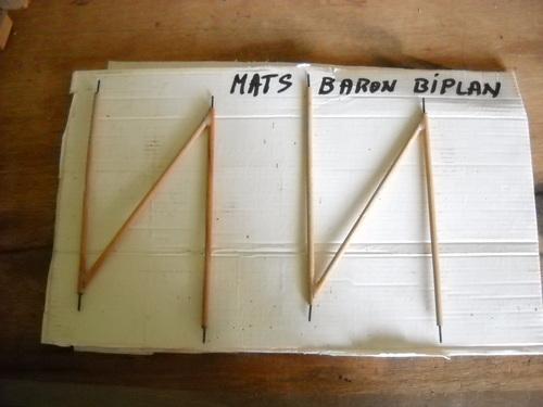 "Le "" Baron Biplan """