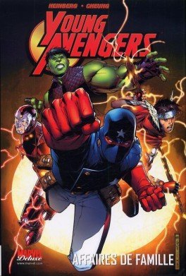 Young Avengers, tome 1 : Affaires de famille