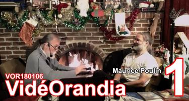 VidéOrandia 1... suite de 1991 avec Maurice Poulin et Richard Glenn