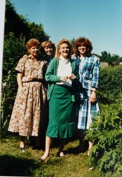 Mennecy - Années 1990....