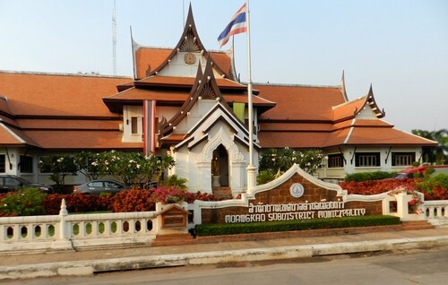 THAILANDE Sukhothai typique