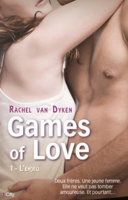 Games of love - Rachel Van Dyken